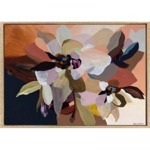 Little Gems | Framed Canvas Print | Prudence De Marchi