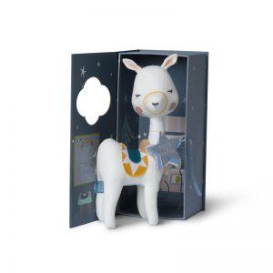 Llama in Gift Box