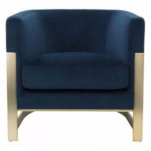 Lobby Velvet Armchair | freedom