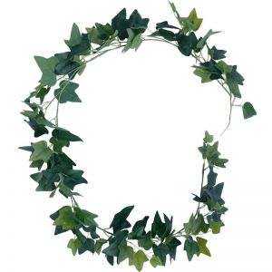 Long Two-tone Ivy Garland UV 190cm