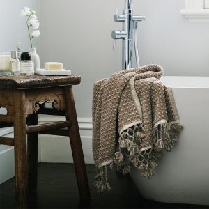 Loom Towels Sand Dune | Bath Mat | Wave