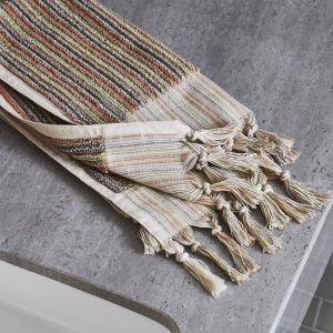 Loom Towels Sand Dune Stripe Hand Towel