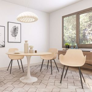 Looney Elegant Armrest Dining Chair | Set of 2