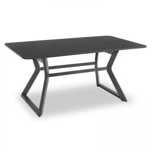 LORCA Dining Table 1.8M - Black