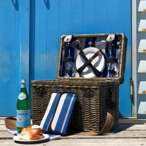 Lorne | 4 Person | Wicker Picnic Basket