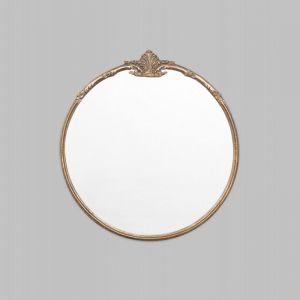 Lorraine Round Mirror