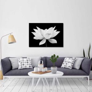 Lotus Me 2 | Canvas Print| by United Interiors