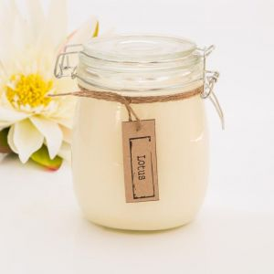 Lotus Soy Candle | Various Sizes