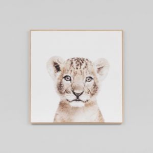 Lovable Cub | Canvas