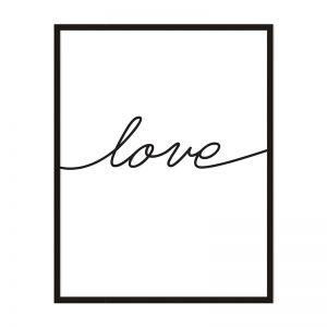 Love | Framed Print | Artefocus