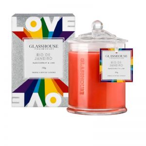 Love Is Love: Passionfruit & Lime Candle