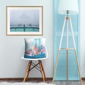 Lovers Taj Mahal | Prints and Canvas by Photographers Lane