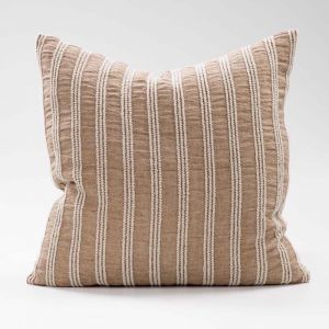 Low Tide Cushion | Antique Rose - Preorder