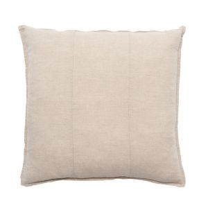 Luca Linen Cushion | Natural | Large