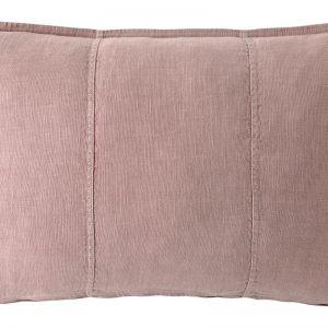 Luca Linen Cushion | Rectangle | Musk