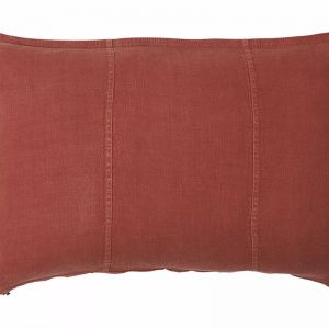 Luca Linen Cushion | Rectangle | Rosetta