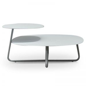 Lucas Coffee Table | White