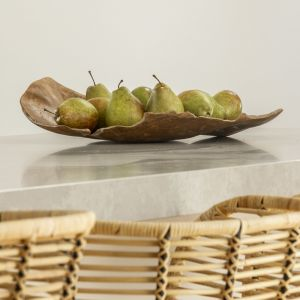 Lucas Organic Bowl Nat or Black | by SATARA