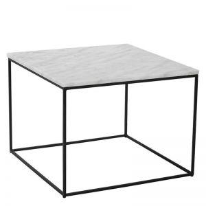 Lucio Marble Coffee Table | 60cm | White
