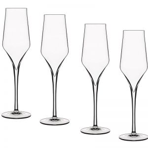 Luigi Bormioli Supremo Champagne Glass | Set of 4