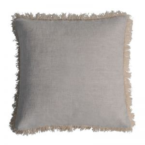 Lulu Linen Cushion   BY SEA TRIBE   Standard Insert