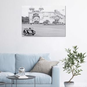 Luna Park - Saint Kilda | Stretched Canvas/ Printed Panel