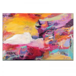 Lust for Life   Amira Rahim   Canvas or Print by Artist Lane