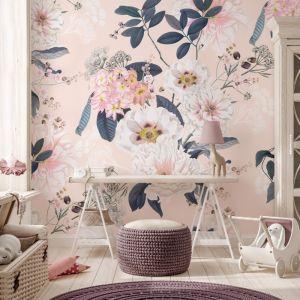 Luxe Bloom Wallpaper | WALLPAPER