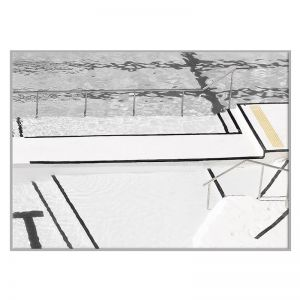 Luxe Pool | Canvas Print