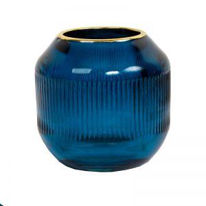 Luxe Ridged tea light holder