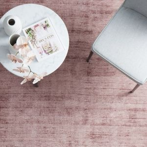 Luxe Rug | Blush