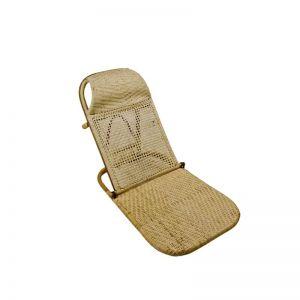 Luxe Salt & Co. Rattan Cushioned Beach Chair   OMG I WOULD LIKE