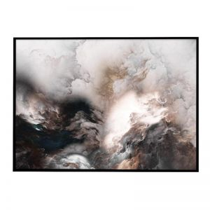 Luxe Storm | Framed Print