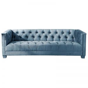 Luxor 3 Seater | Teal