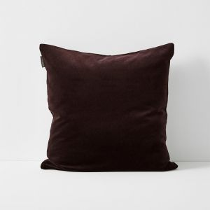 Luxury Velvet Cushion | Fig by Aura Home