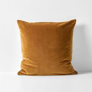 Luxury Velvet Cushion | Ginger by Aura Home