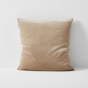 Luxury Velvet Cushion | Nude by Aura Home
