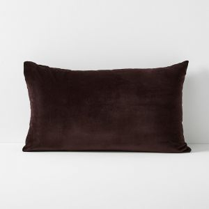 Luxury Velvet Standard Pillowcase | Fig by Aura Home