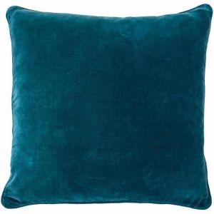Lynette Velvet Cushion |Ocean |Medium