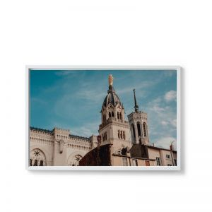 Lyon Cathedral | Limited Edition Framed Print | by Australian Photographer Trudy Pagden