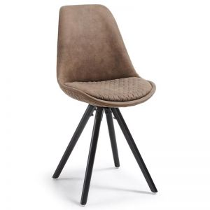 Lyra Dining Chair | Tan