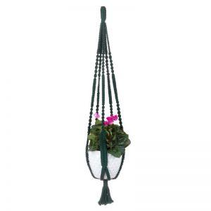 Macrame Plant Hanger | Rope Braided | Myrtle
