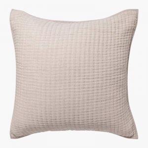 Maddox Sand Pillowcase | European