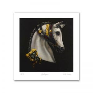Magic Realism | Galloper l | Limited Edition Print by Gill Del-Mace