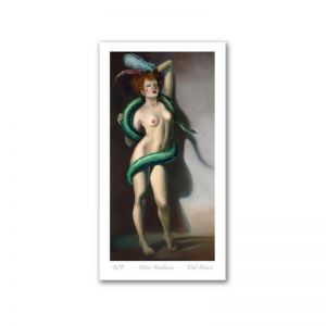 Magic Realism   Miss Medusa   Limited Edition Print by Gill Del-Mace