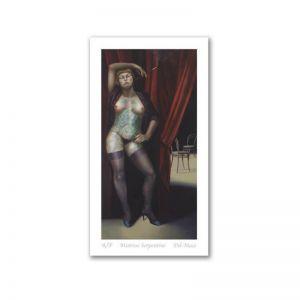 Magic Realism | Mistress Serpentine | by Gill Del-Mace
