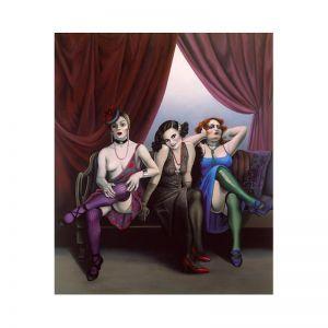Magic Realism | Ten Cents a Dance | by Gill Del-Mace