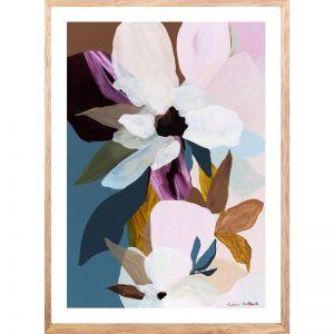 Magnolias in the Spring | Fine Art Print | Framed or Unframed | Prudence De Marchi