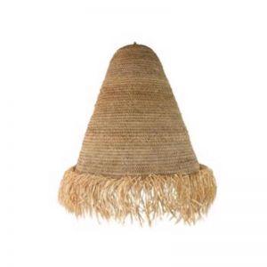 Mahiki Fringed Seagrass Pendant Light Shade | Omg I Would Like