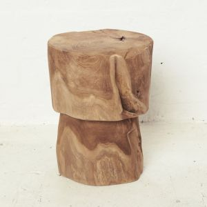 Maia Bulb Tree Stump Stool l Pre Order